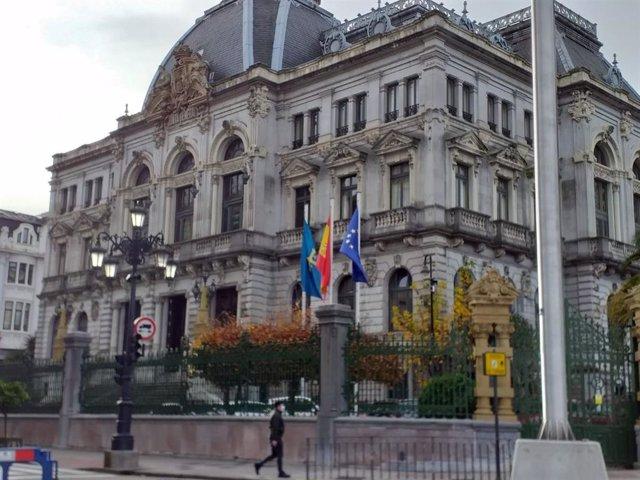 Archivo - Edificio de la Junta General del Principado