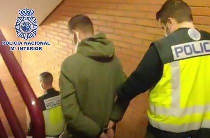 Detenido en Alcobendas 'El Ruso', hermano de Goyito, tras una persecución policial con un vehículo robado