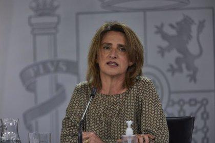 """Duque y Ribera defienden el """"liderazgo"""" de España en la lucha contra el cambio climático con su aportación a Copernicus"""