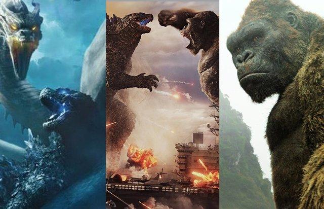 Godzilla vs Kong: Todo lo que hay que saber del Monsterverse antes de ver la película