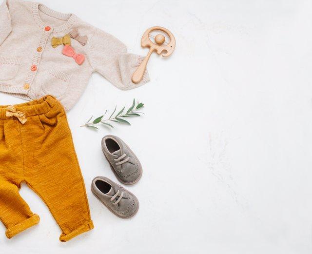 Pantalones y bermudas para tu bebé