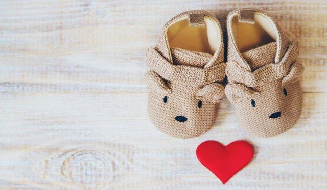 Patucos para tu bebé