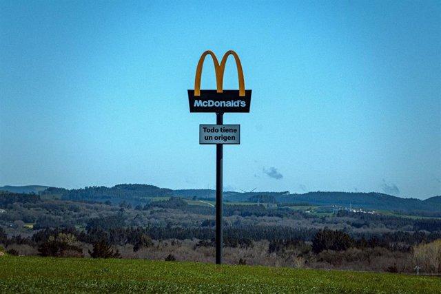 Tótem de McDonald's