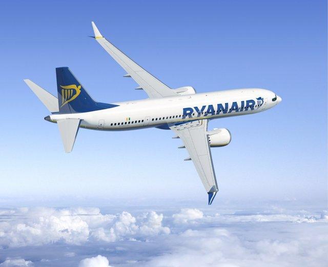 Archivo - Avió de Ryanair.