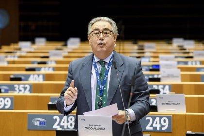 """Zoido (PP) pide que la estrategia sobre datos de la UE se utilice para """"reducir el aislamiento de las zonas rurales"""""""