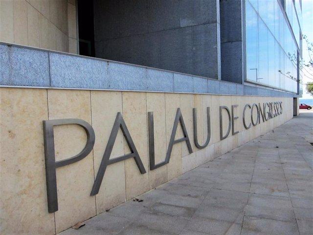 Archivo - Imagen de recurso del Palacio de Congresos de Palma