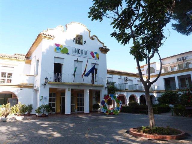 Archivo - Sede de La Noria de la Diputación de Málaga