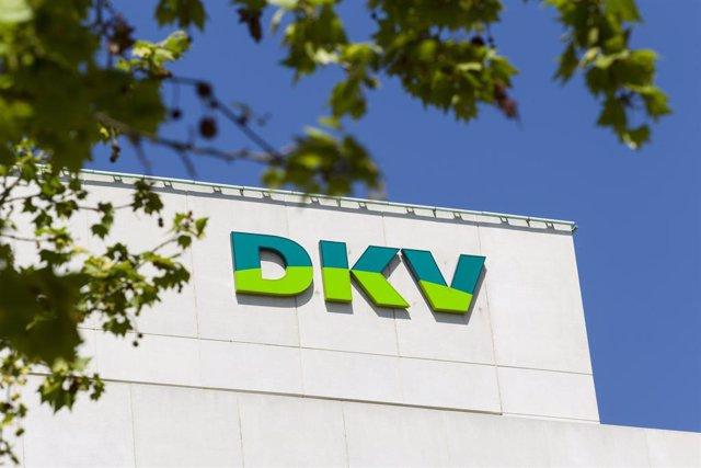 Archivo - Sede de DKV Seguros