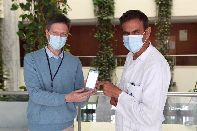 Presentación del servicio de comunicación de citas por WhatsApp del Hospital del Aljarafe