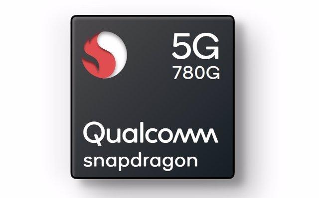 Snapdragon 780G 5G de Qualcomm.