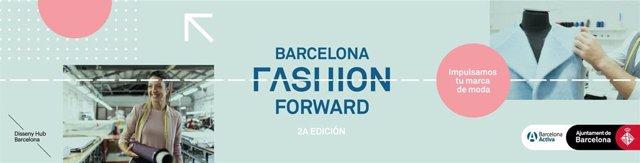 Barcelona Activa obre la segona convocatòria de Barcelona Fashion Forward a marques emergents.