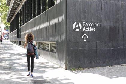 Barcelona Activa atendió 55.000 personas en 2020, un 5,6% más que en 2019