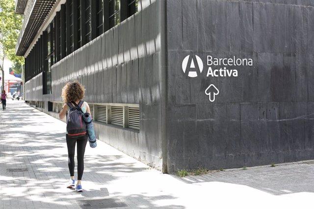 Archivo - Arxiu - Seu de Barcelona Activa.