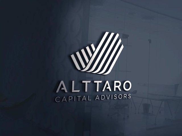 Archivo - Logo de Alttaro Capital Advisors.