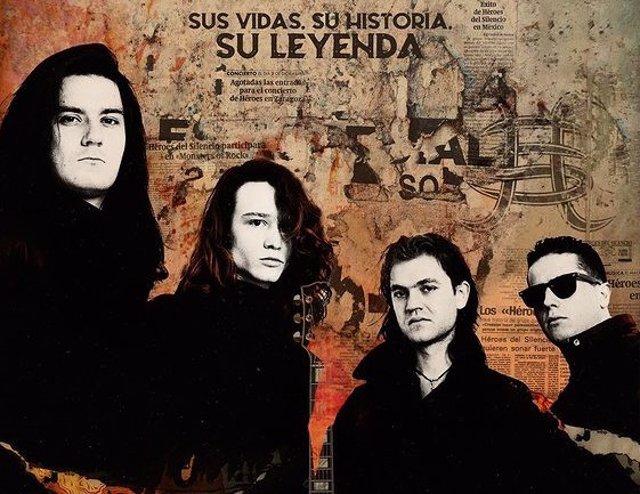 Héroes: Silencio y rock & roll, el documental de Héroes del Silencio