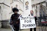 Foto: Nuevo varapalo para Johnny Depp en su guerra judicial contra Amber Heard