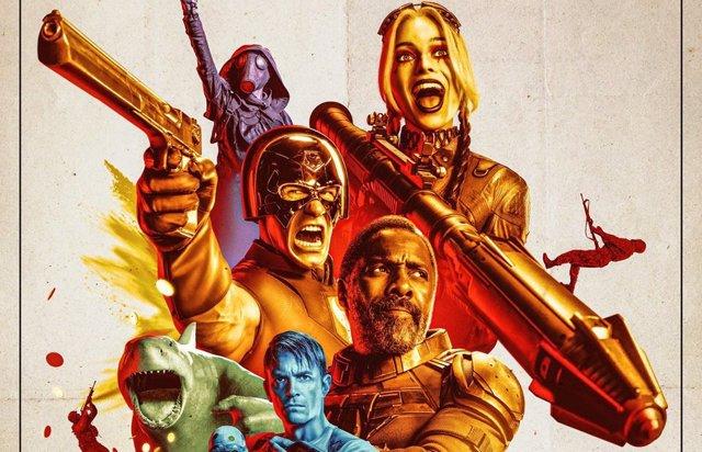 Nuevo póster de El Escuadrón Suicida (The Suicide Squad) antes del inminente primer tráiler