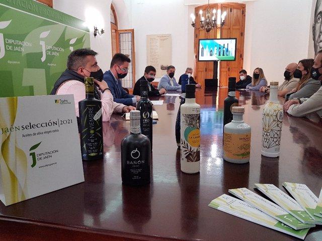 Reunión con las empresas oleícolas de los 'Jaén Selección 2021'