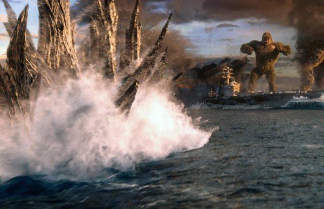¿Hay escena post-créditos en Godzilla vs Kong?