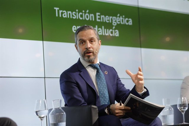 El consejero de Hacienda y Financiación Europea, Juan Bravo.