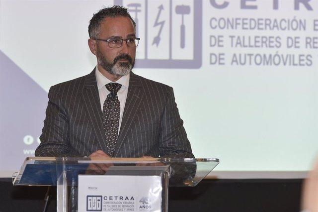 Enrique Fontán, presidente de Cetraa.