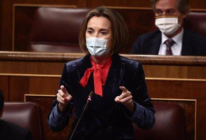 """Gamarra (PP) afea a Celaá la respuesta a un diputado del PP con una hija con Síndrome de Down: """"La inhabilita"""""""