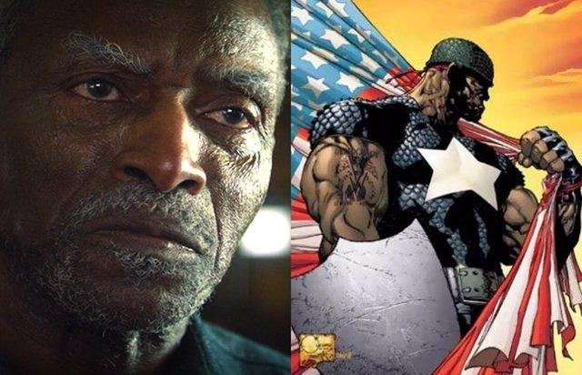 Falcon y el Soldado de Invierno presenta a otro Capitán América: ¿Quién es Isaiah Bradley?