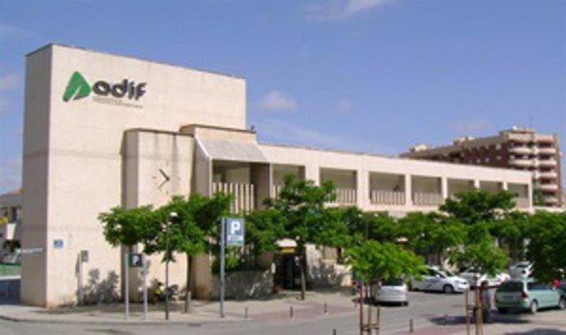 Archivo - Estación de tren de Jaén capital