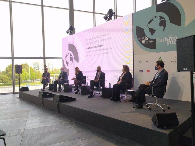El I Foro de Innovación y Conocimiento 'Andalucía, Origen y Destino'