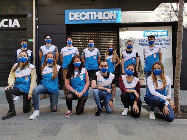 Decathlon abre su nueva tienda en formato City en Granollers