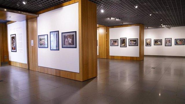 La Fundación Cajasol acoge la exposición 'Etiopía, ortodoxia inmóvil', de Manuel Viola.
