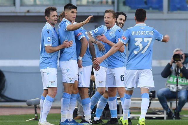 Archivo - Arxiu - Jugadors de la Lazio