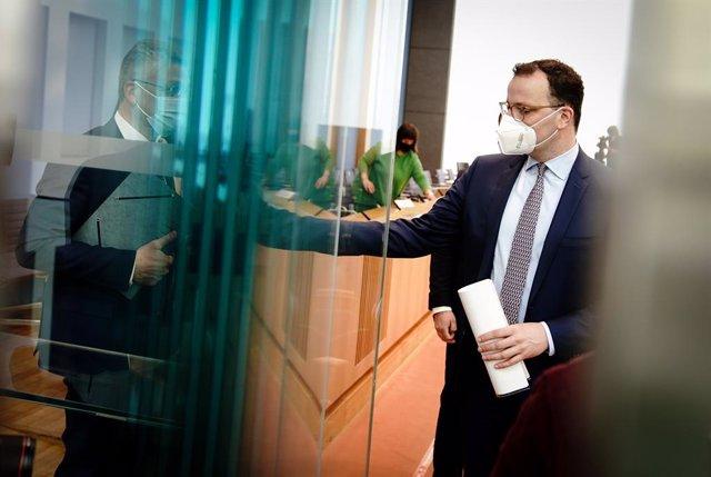 El ministre de Salut alemany, Jens Spahn