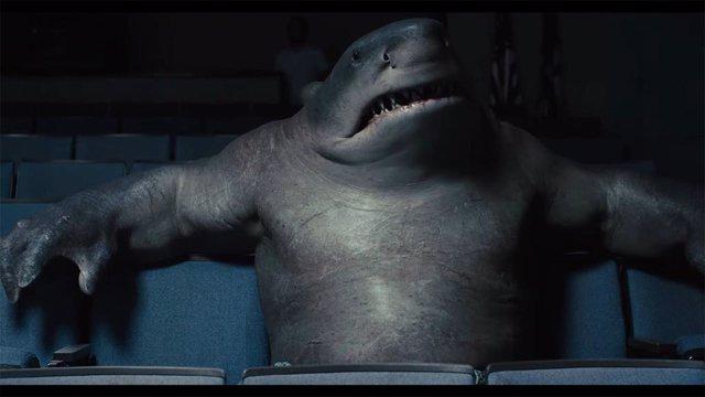 Sylvester Stallone pone voz a King Shark en Escuadrón Suicida de James Gunn