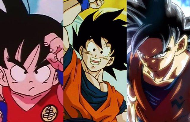 Archivo - Cómo ver todas las series de Dragon Ball en orden cronológico