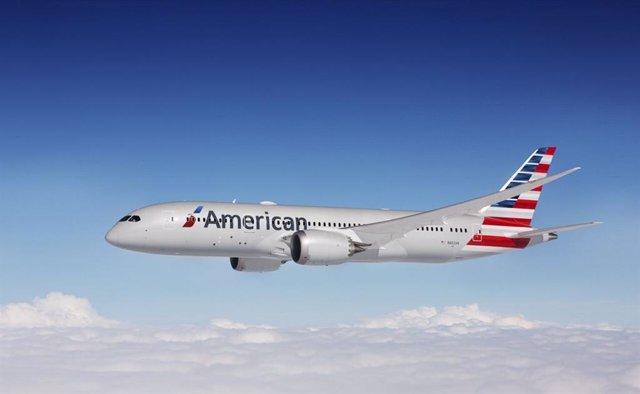 Un avió d'American Airlines