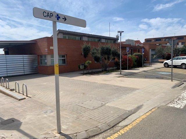 Centre d'Atenció Primària (CAP) d'Alpicat.