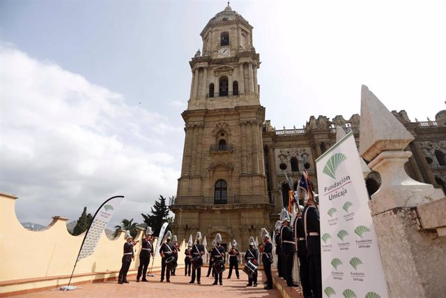 Centro Cultural Fundación Unicaja de Málaga ofrece conciertos desde su azotea durante la Semana Santa