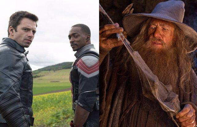 Falcon y el Soldado de Invierno confirma que El señor de los Anillos existe dentro del Universo Marvel