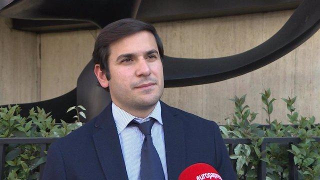 David Baquero, alérgologo y miembro del Comité de Comunicación de la Sociedad Española de Alergia e Inmunología Clínica