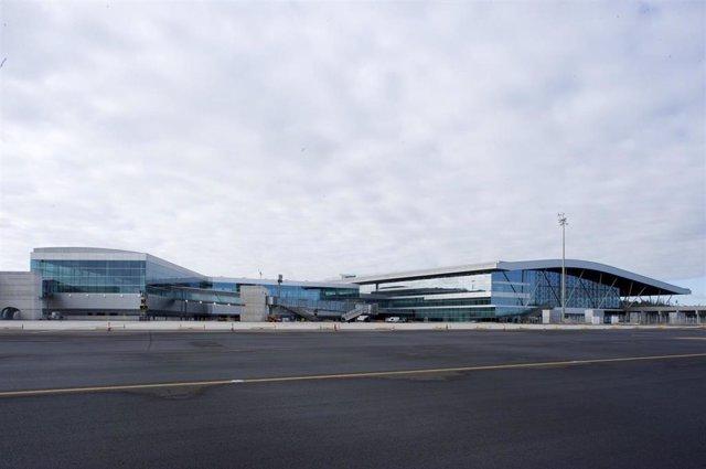 Archivo - Aeropuerto De Santiago De Compostela