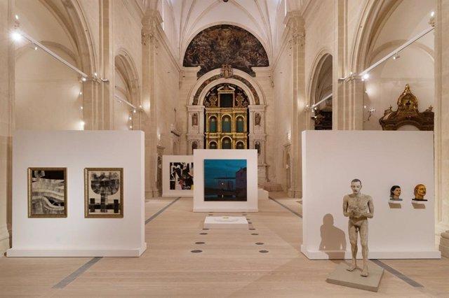 El Palacio de San Esteban acoge la exposición 'Ficciones' con obras de 19 artistas de ocho galerías de la Región