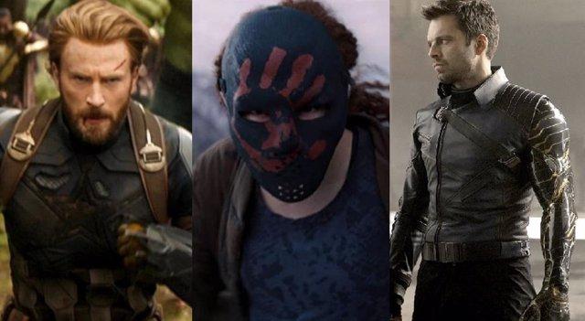 Falcon y el Soldado de Invierno: ¿Cuántos súper-soldados hay en el Universo Marvel?