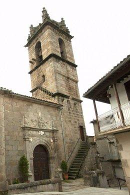 Iglesia de Nuestra Señora de la Asunción en Baños de Montemayor