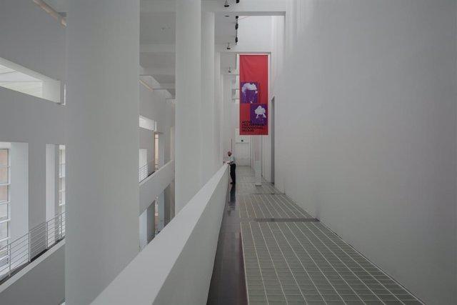 Archivo - Arxiu - Instal·lacions del Museu d'Art Contemporani de Barcelona (MACBA)