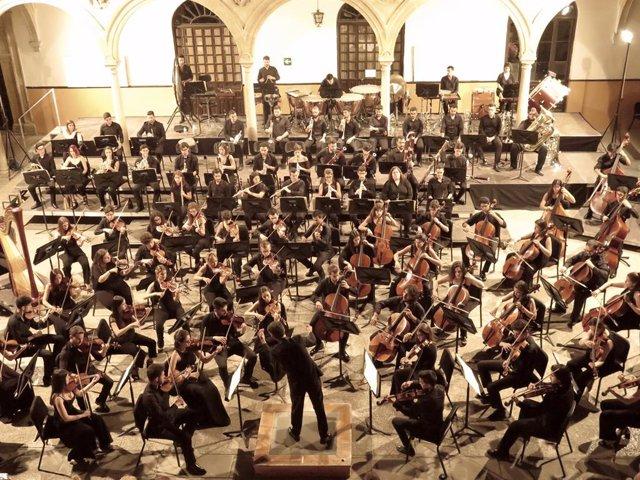 Archivo - Orquesta Joven de Andalucía