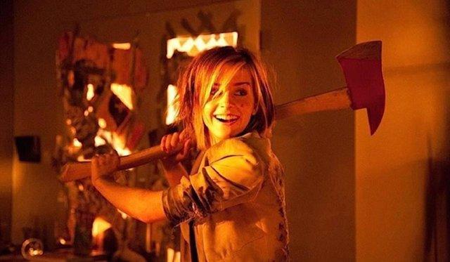 La escena de canibalismo que hizo que Emma Watson se fuera del rodaje de Juerga hasta el fin
