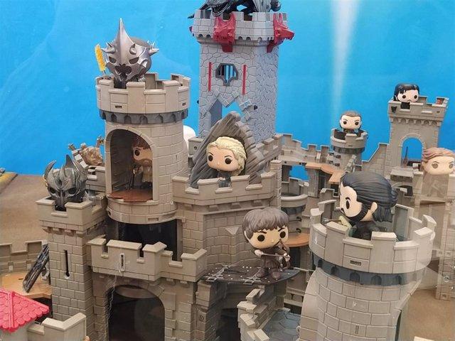 COMUNICADO: Más de 2.000 muñecos Funkos podrán verse en la exposición oficial de Vallsur