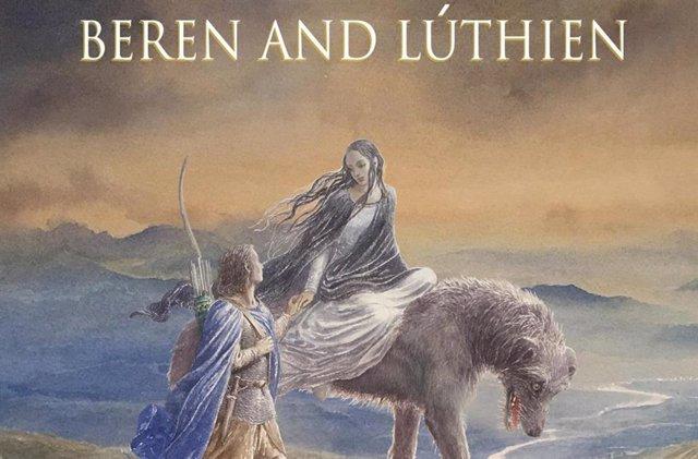 """Archivo -    El libro de JRR Tolkien, 'Beren and Lúthien', ha sido publicado por la editorial HarperCollins este jueves 1 de junio, 100 años después de su concepción, descrito como """"una historia muy personal"""" que narra sus experiencias en la batalla del S"""
