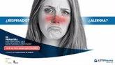 Foto: LETI Pharma lanza una campaña para ayudar a la población a diferenciar entre resfriado y alergia